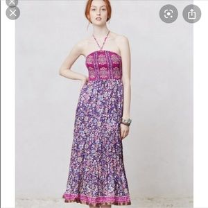 Anthropologie Maeve Daleka day dress